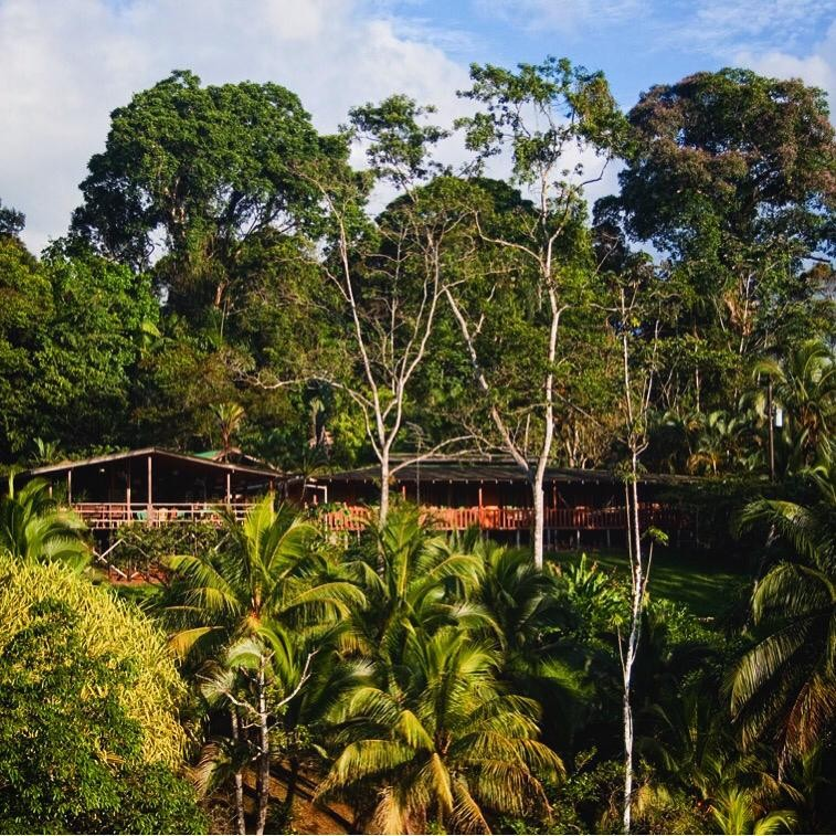 Ride Bici La Laguna del Lagarto Lodge